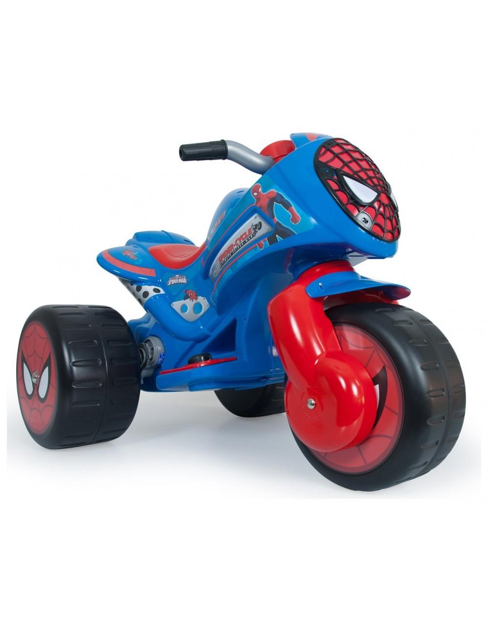 Moto elettrica spiderman - Spider man moto ...